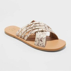 A New Day Laila Strappy Sandals